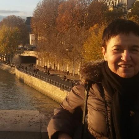 Betty Rojtman in Paris